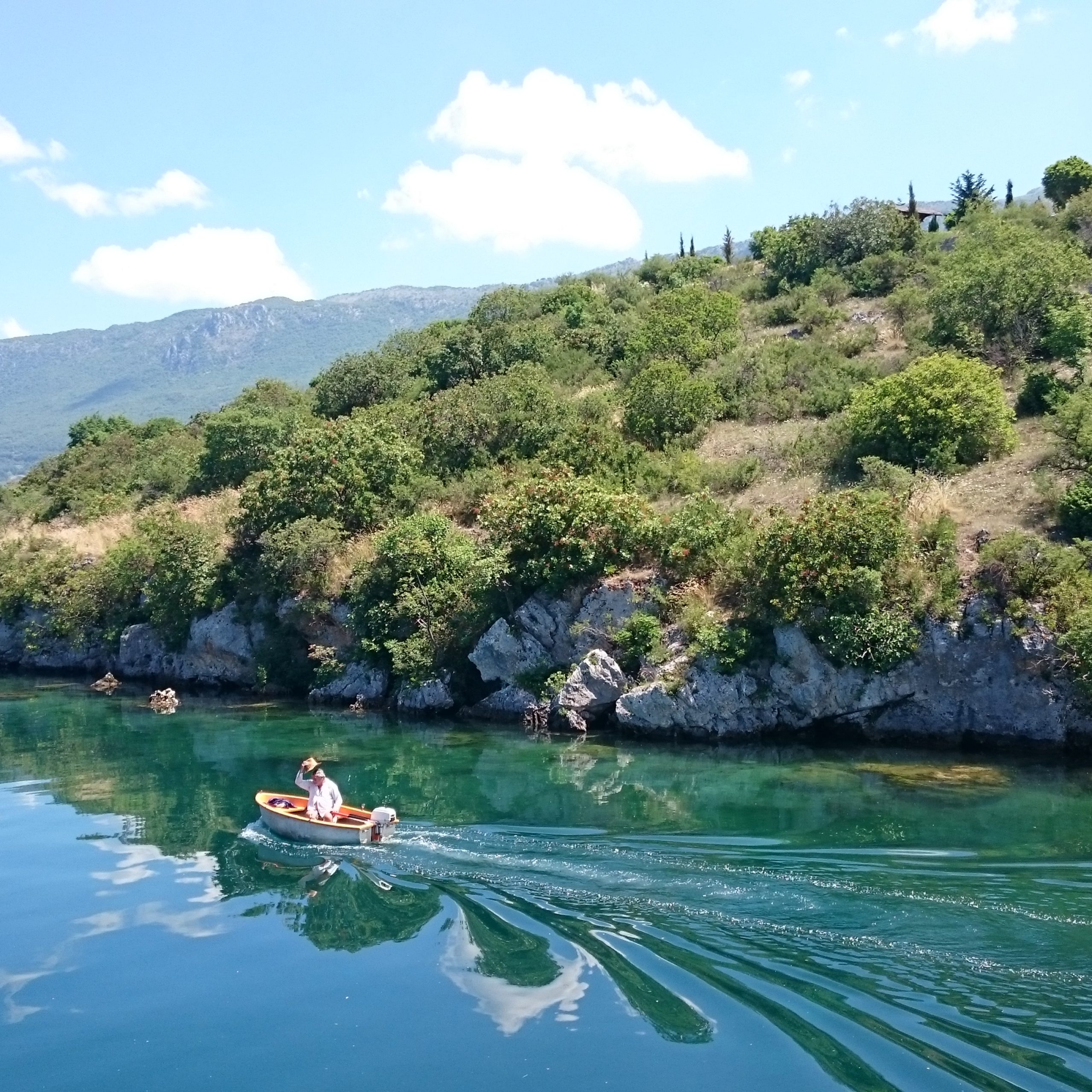 DAY 3: Boat trip in the one of the oldest lakes on the Balkans