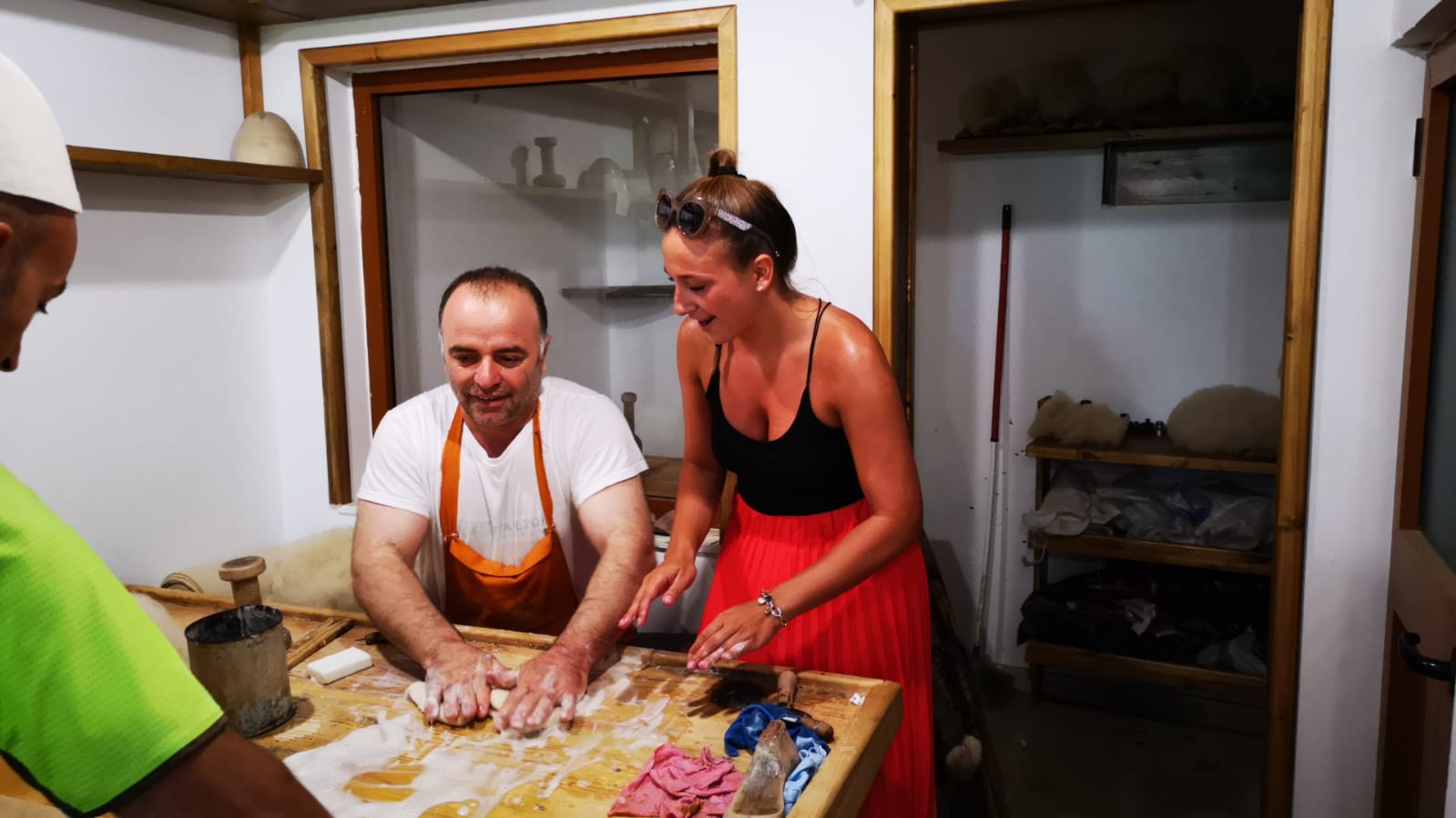 """DAY 1: Meeting the master of """"Qeleshe"""" and enjoy the wonders of Tirana"""