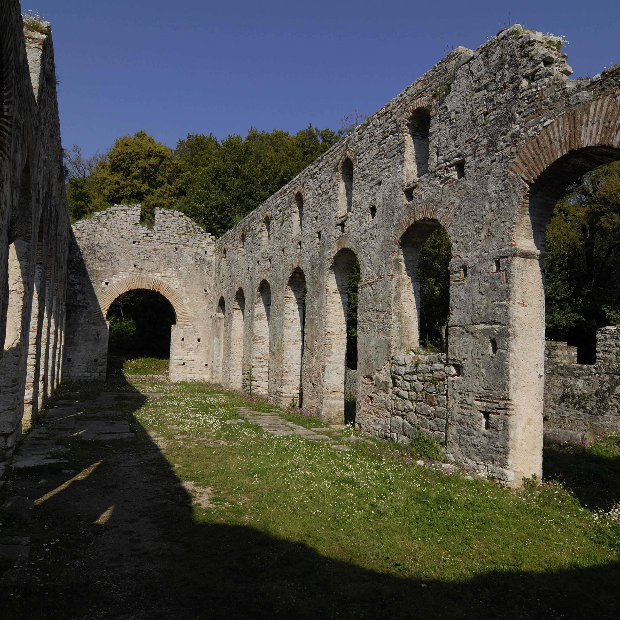 DAY 3: Along the beautiful Albanian Riviera - once upon a time in Butrint - Saranda overnight
